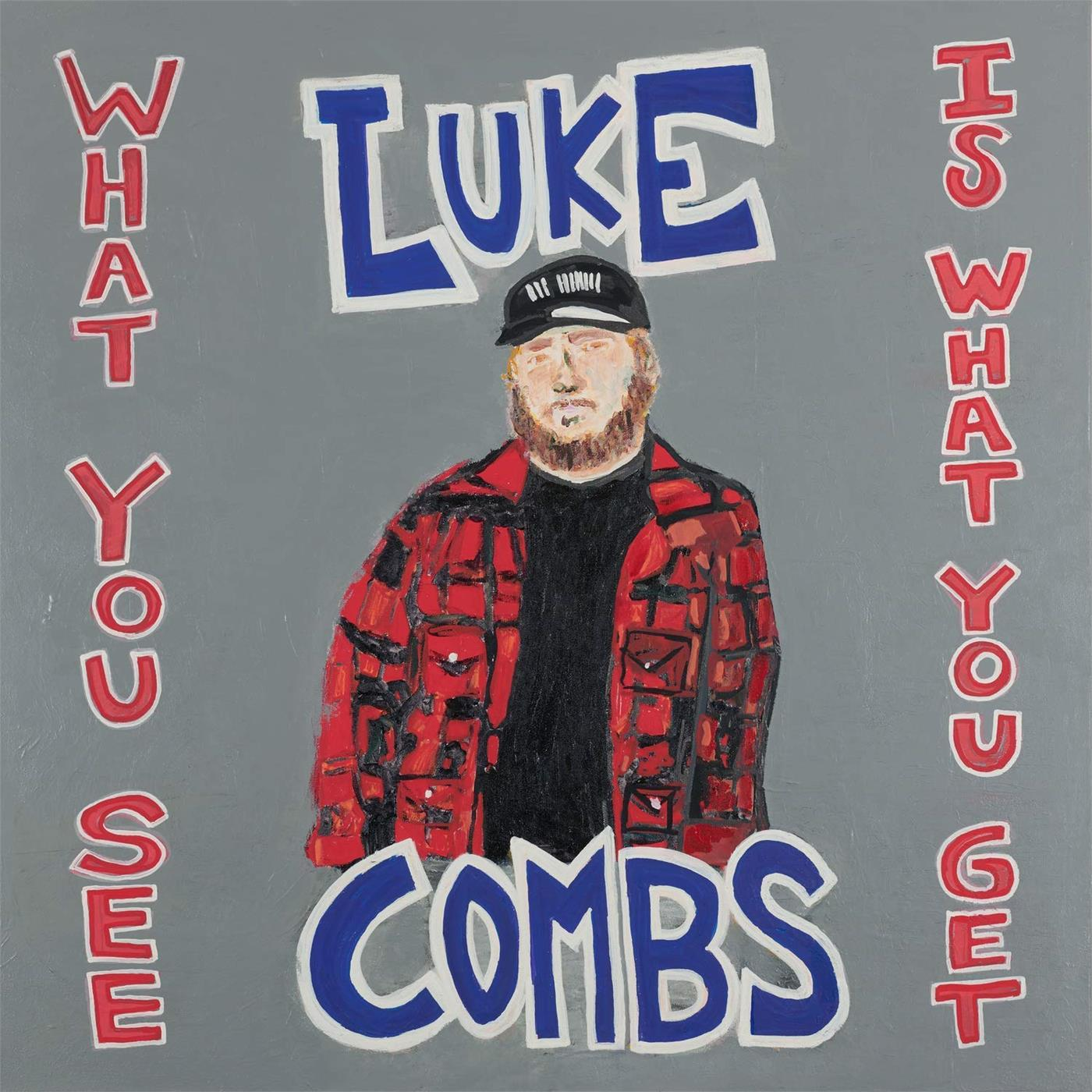 SMNV595687.1 Sony Music  Luke Combs What You See Is What You Get (2LP)