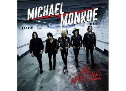 0190296885068 Silver Lining Music  Michael Monroe One Man Gang - LTD GUL VINYL (LP)