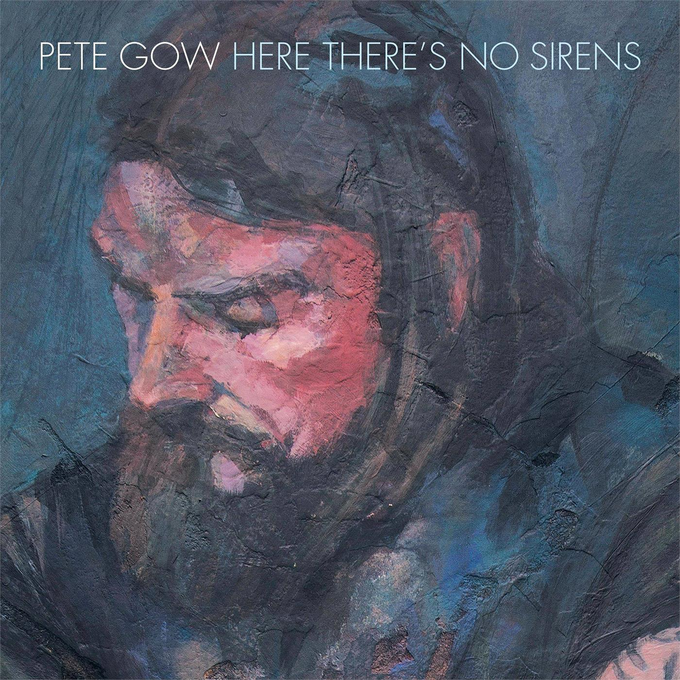 CRUK0046LP Clubhouse  Pete Gow Here There's No Sirens (LP)