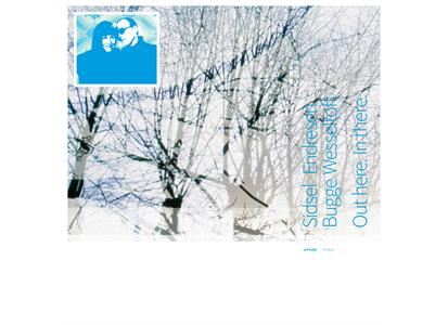 3779242 Jazzland  Sidsel Endresen & Bugge Wesseltoft Out There. In Here (2LP)