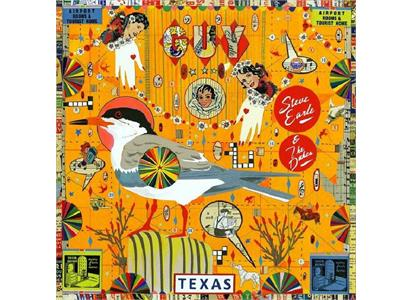 NW5296 New West  Steve Earle & The Dukes Guy (LP)