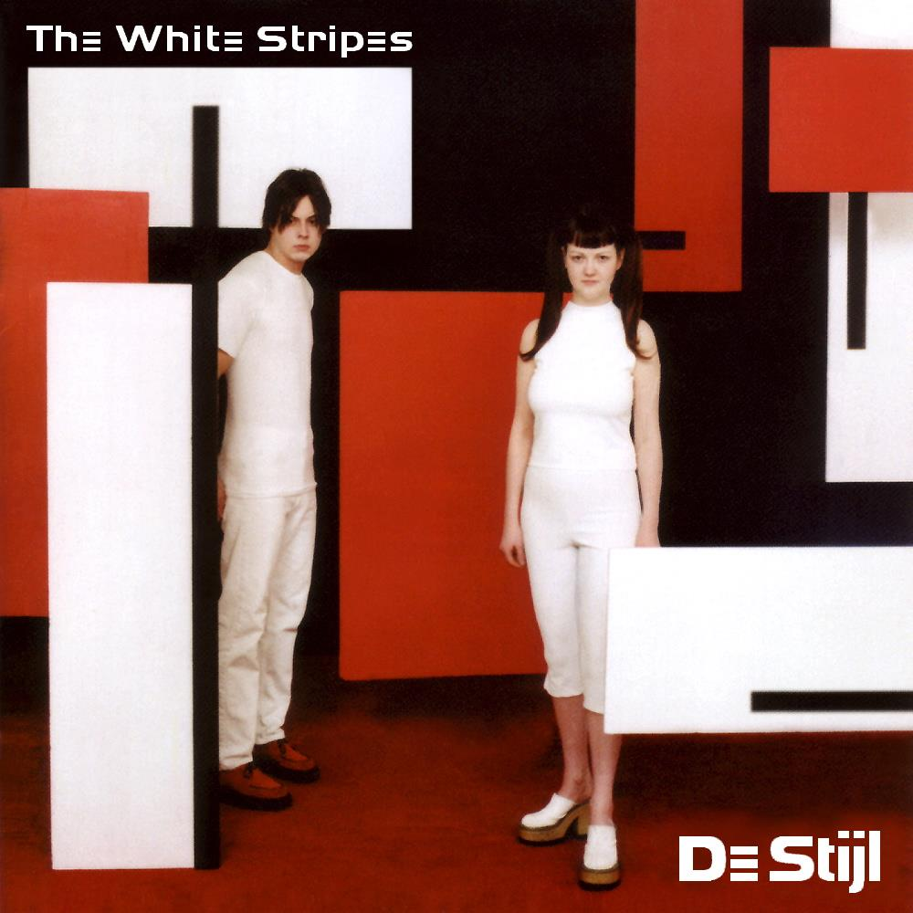 TMR032 Third Man Records  The White Stripes De Stijl (LP)