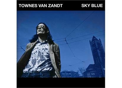 FP17061 Fat Possum  Townes Van Zandt Sky Blue  (LP)