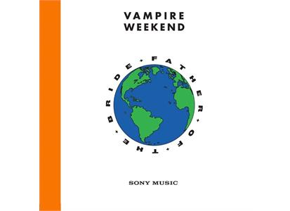 0190759301418 Columbia  Vampire Weekend Father Of The Bride (2LP)