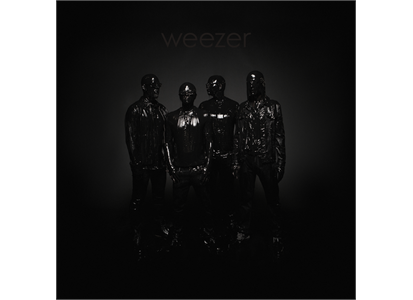 0075678653735 Atlantic  Weezer Weezer (Black Album) (LP - LTD)