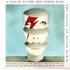 Diverse artister A Salute To The Thin White Duke (LP)