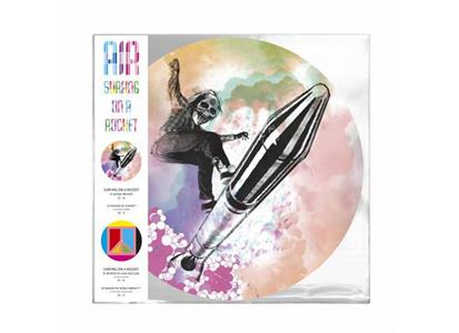 0190295515027   Air Surfing On A Rocket (12'')