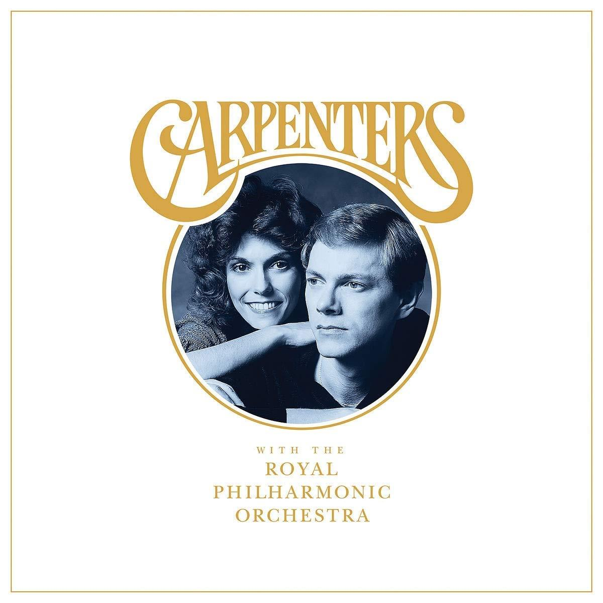 0602577016325 Ume  Carpenters With the Royal Philharmonic Orch. (2LP)