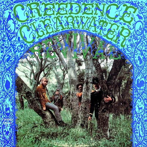 0888072048713 Concord  Creedence Clearwater Revival Creedence Clearwater Revival (LP)