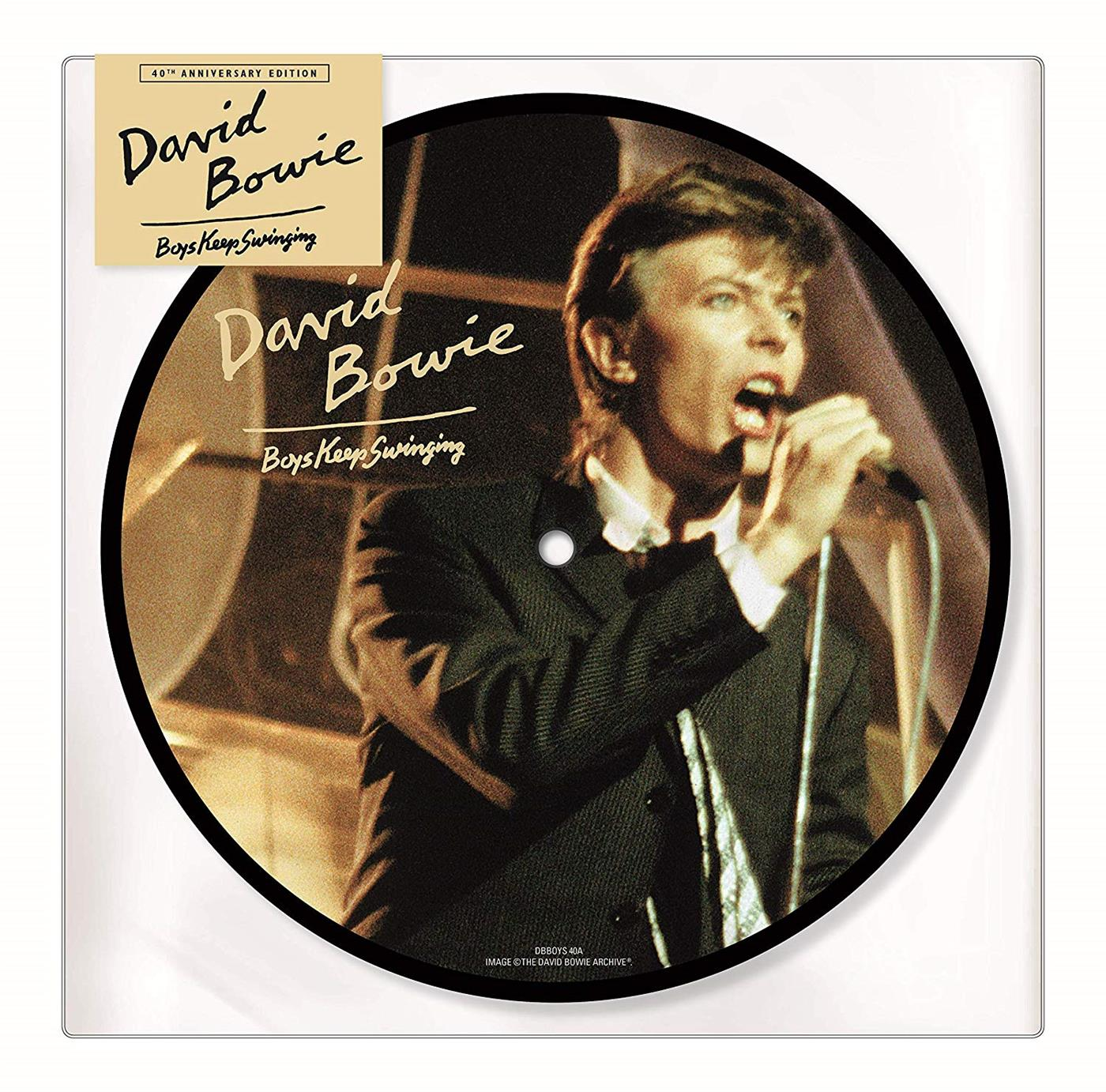 "0190295479077 PLG  David Bowie Boys Keep Swinging (7"")"