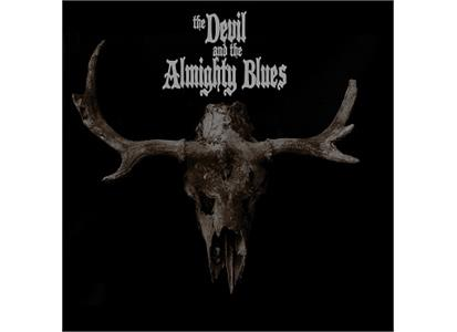 BFTRSLP001GUL Blues For The Red Sun  Devil and The Almighty Blues Devil and the Almighty Blues - LTD (LP)