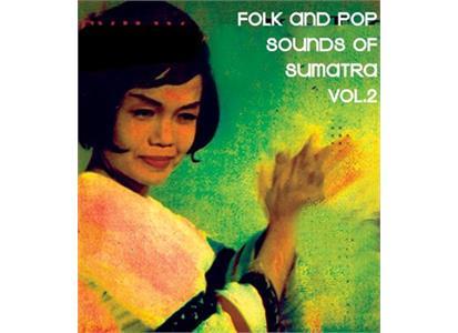 SF018LP Sublime Frequencies  Diverse Artister Folk And Pop Sounds Of Sumatra 2 (2LP)