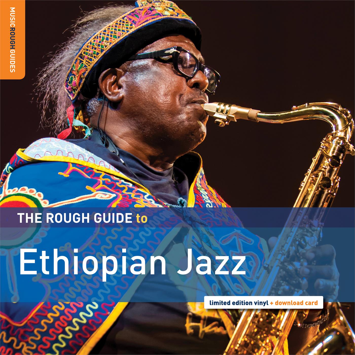 RGNET1350LP Rough Guide  Diverse artister The Rough Guide To Ethiopian Jazz (LP)