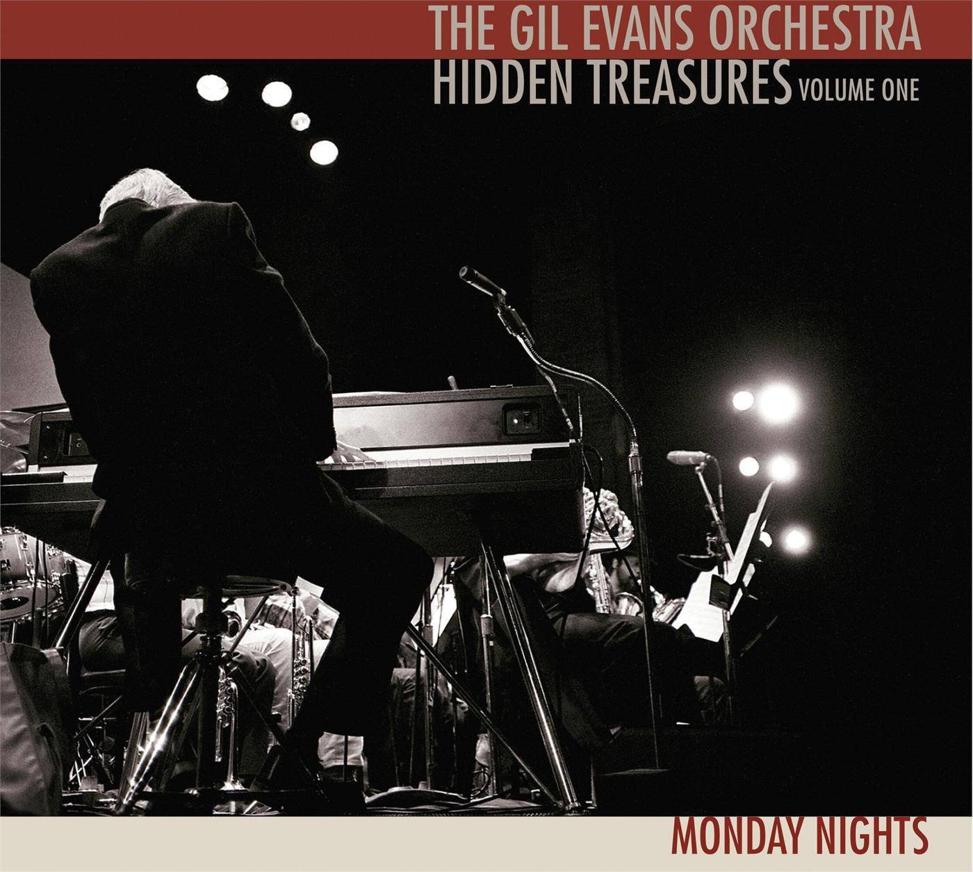 GEO34751 Deko Music  Gil Evans Orchestra Hidden Treasures 1: Monday Nights (2LP)