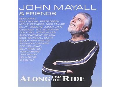 0213373EMX Ear Music  John Mayall Along For The Ride (2LP)