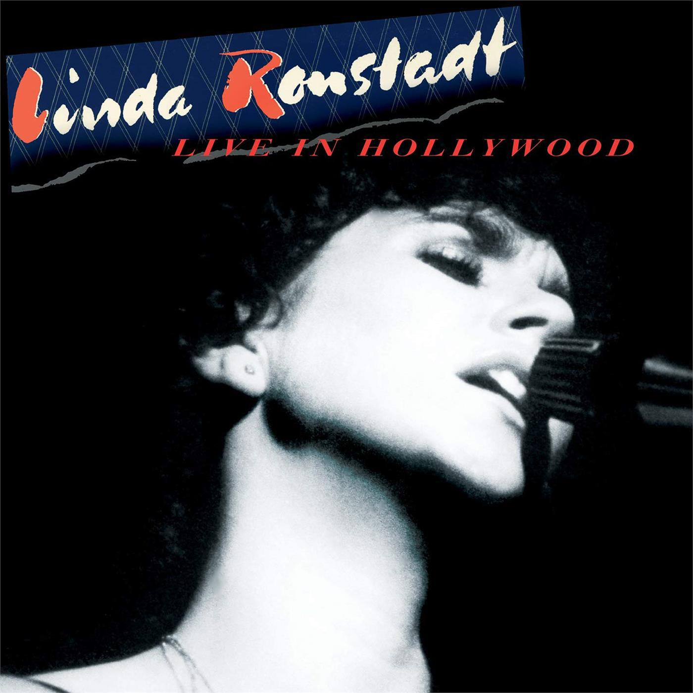 0603497855452   Linda Ronstadt Live In Hollywood (LP)