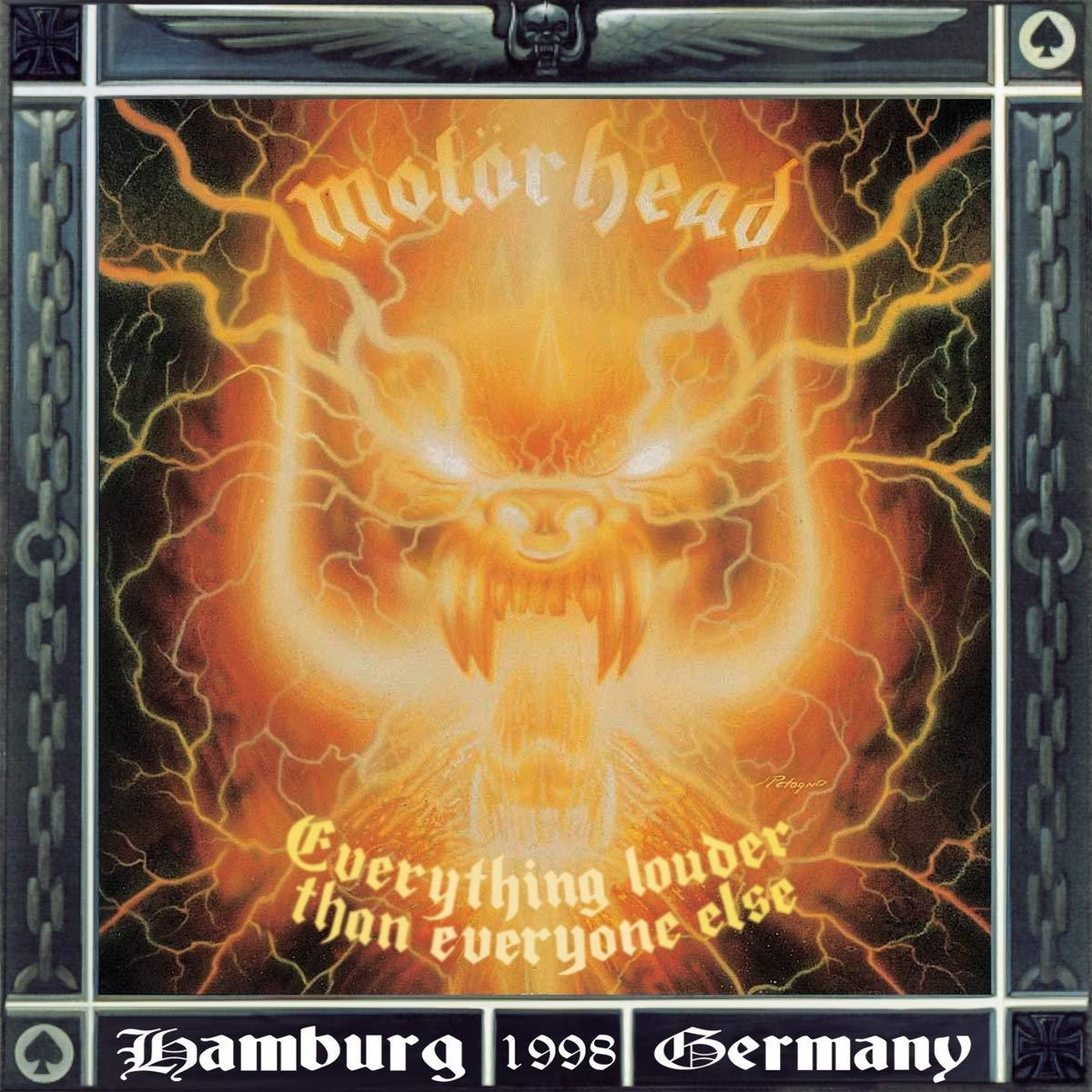 4050538464207 BMG  Motörhead Everything Louder Than Everyone.. (3LP)