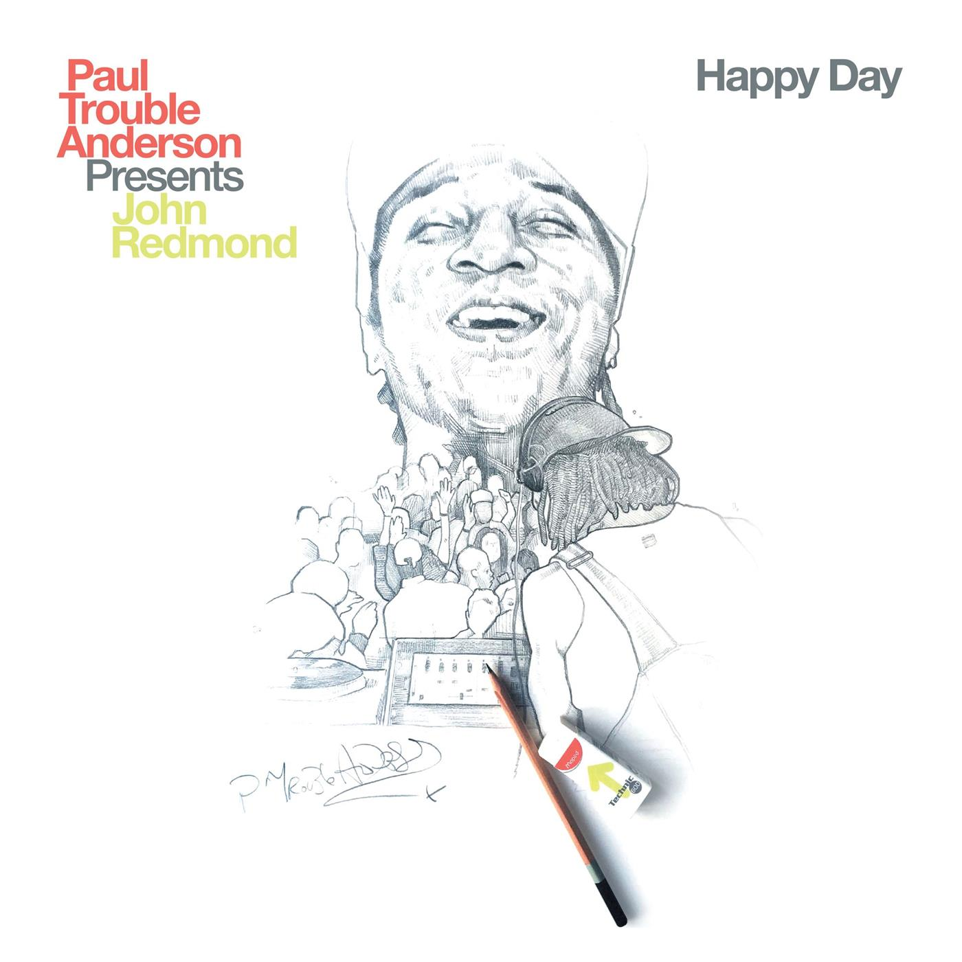 "BBE543SLP BBE  Paul Trouble Anderson Happy Day (12"")"
