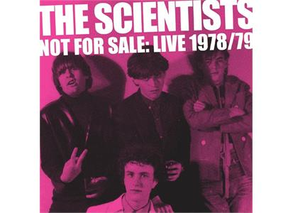 GUWDMLP1 Grown Up Wrong!  Scientists Not for Sale: Live 78/79 (2LP)