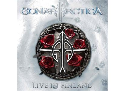 BOBV605LPLTD Back on Black  Sonata Arctica Live In Finland (2LP)
