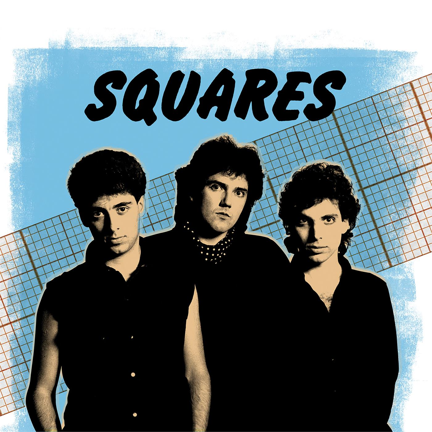 0214230EMU Ear Music  Squares (Joe Satriani) Best Of The Early 80's Demos (LP)
