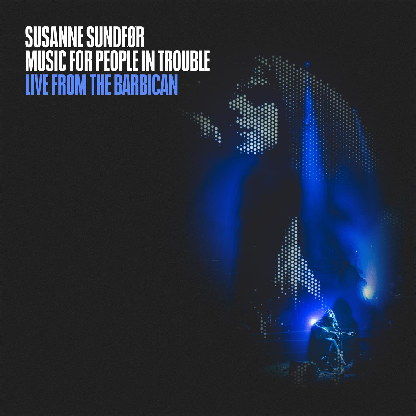 5054197061585 Warner  Susanne Sundfør Music For People In Trouble -  Live (LP)