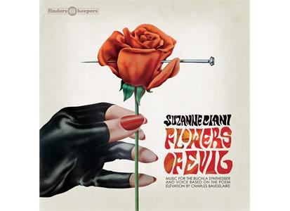FKRLP099 Finders Keepers  Suzanne Ciani Flowers Of Evil (LP)
