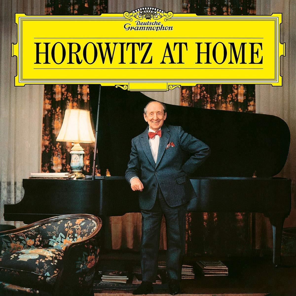 0028948375912 Deutsche Grammophon  Vladimir Horowitz Horowitz At Home (LP)