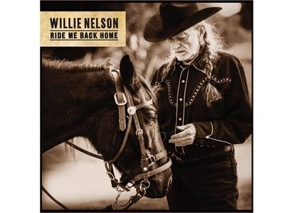0190759356319 Legacy Recordings  Willie Nelson Ride Me Back Home (LP)