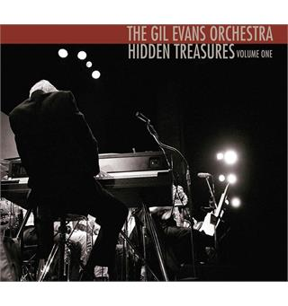 The Gil Evans Orchestra Hidden Treasures 1: Monday Nights (2LP)