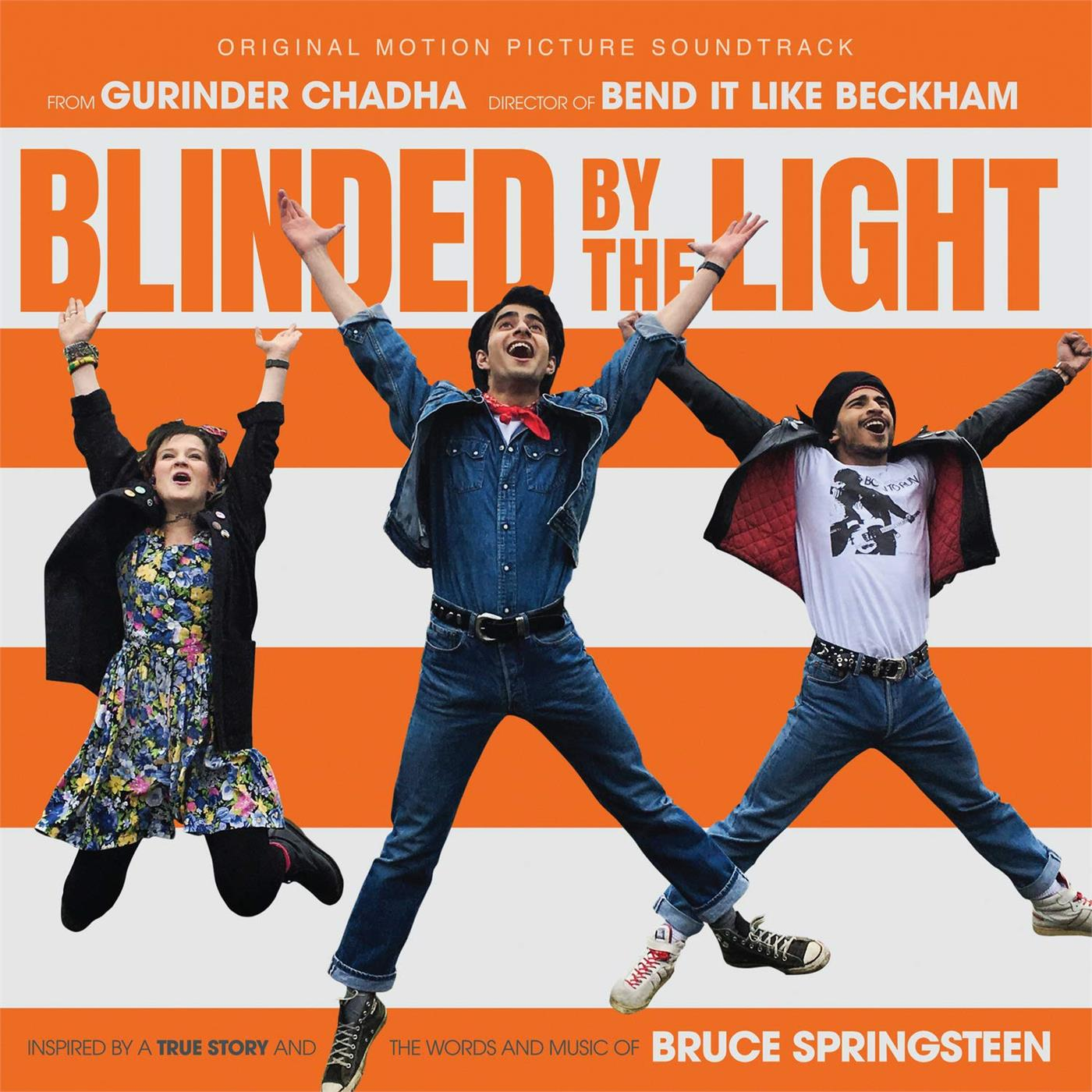 0190759557518 Columbia  Bruce Springsteen / Soundtrack Blinded By The Light (2LP)