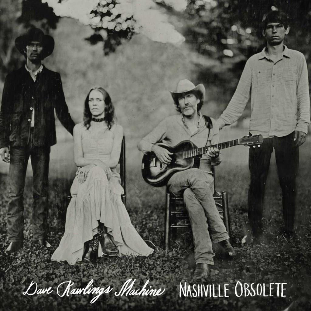 ACNY71512LP Acony Records 0805147151239 Dave Rawlings Machine Nashville Obsolete (LP)