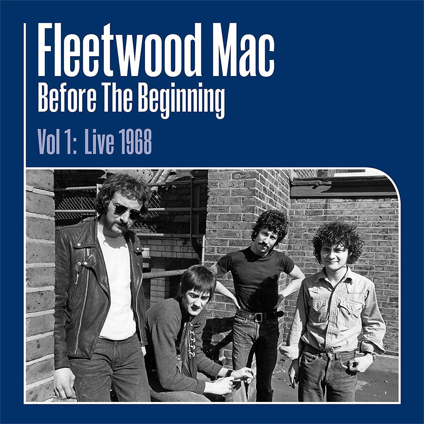 0190759232514 Sony  Fleetwood Mac Before The Beginning Vol 1: 1968 (3LP)