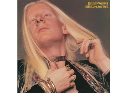 MOVLP2204 Music on Vinyl  Johnny Winter Still Alive and Well (LP)