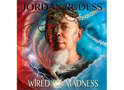0819873018896 ADA  Jordan Rudess Wired For Madness (2LP)