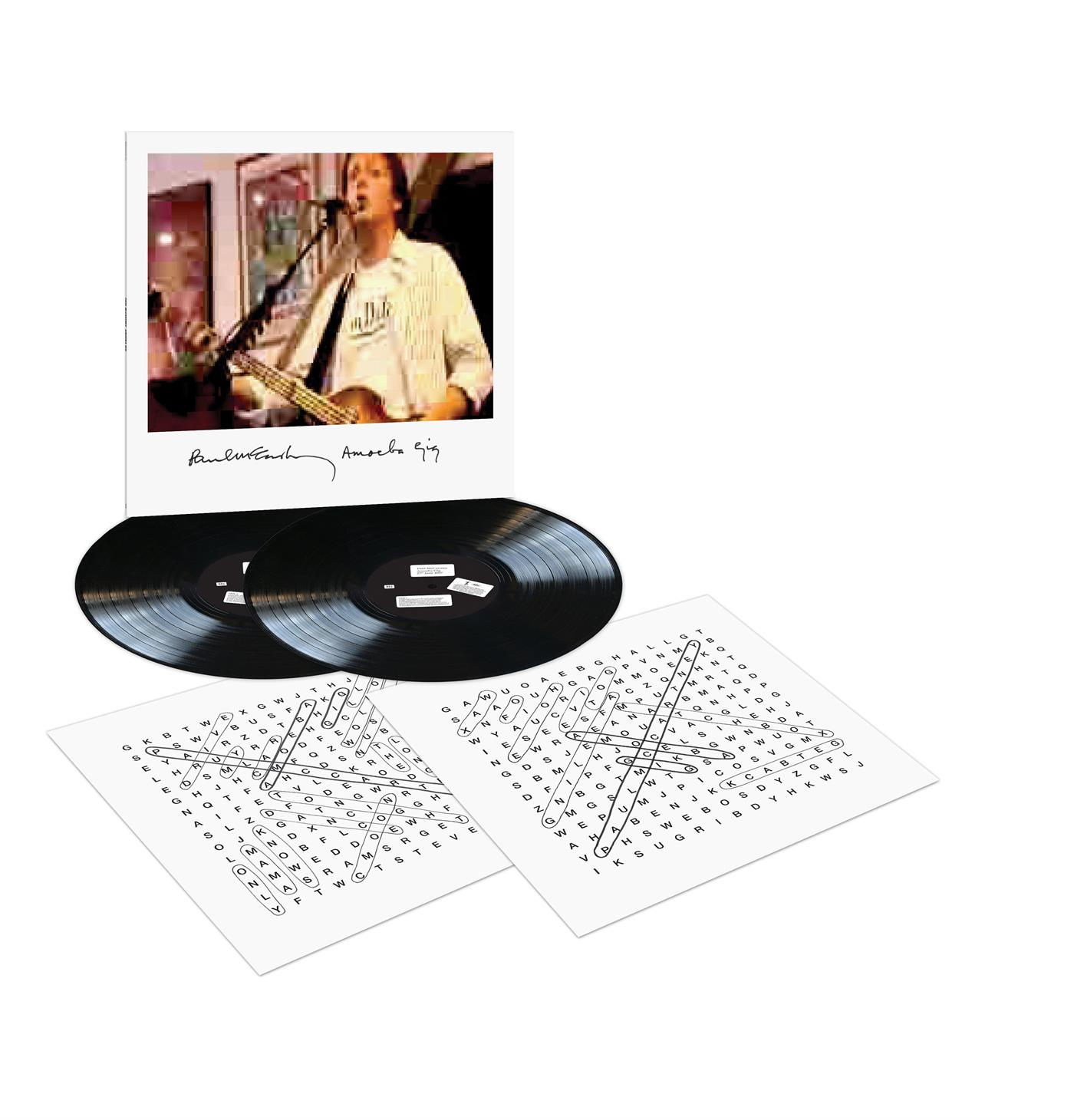 0602577289453 Universal  Paul McCartney Amoeba Gig (2LP)