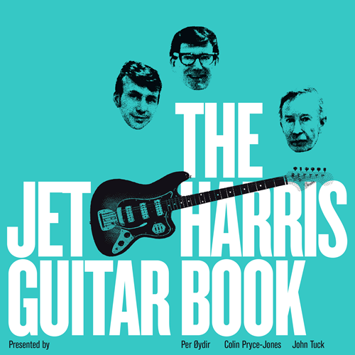 JANSEN106LP Jansen Plateproduksjon  Per Øydir/ Colin Pryce-Jones / John Tuck The Jet Harris Guitar Book (2x7'')