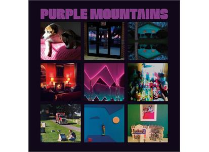 DC680LP Drag City  Purple Mountains Purple Mountains (LP)
