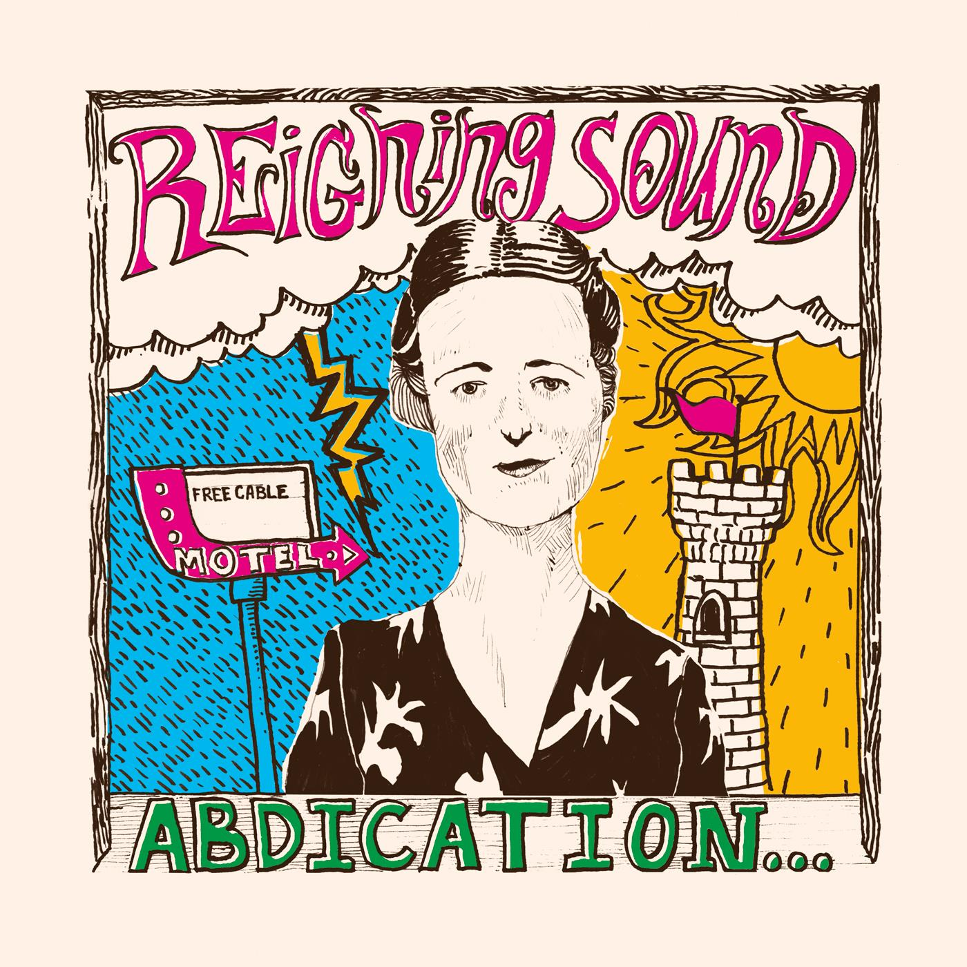 MRG640LP-C1 Merge  Reigning Sound Abdication... For Your Love (LP)