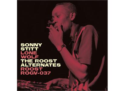 0081227930813 PLG  Sonny Stitt Lone Wolf: The Roost Alternates (LP)