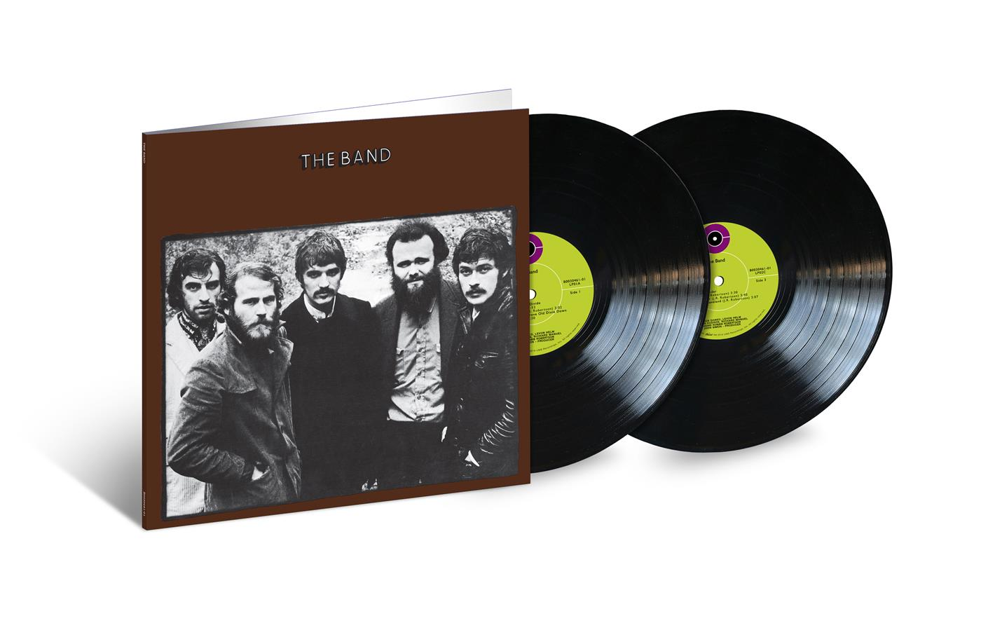 0602577842856 Capitol  The Band The Band - 50th Anniversary Ed. (2LP)