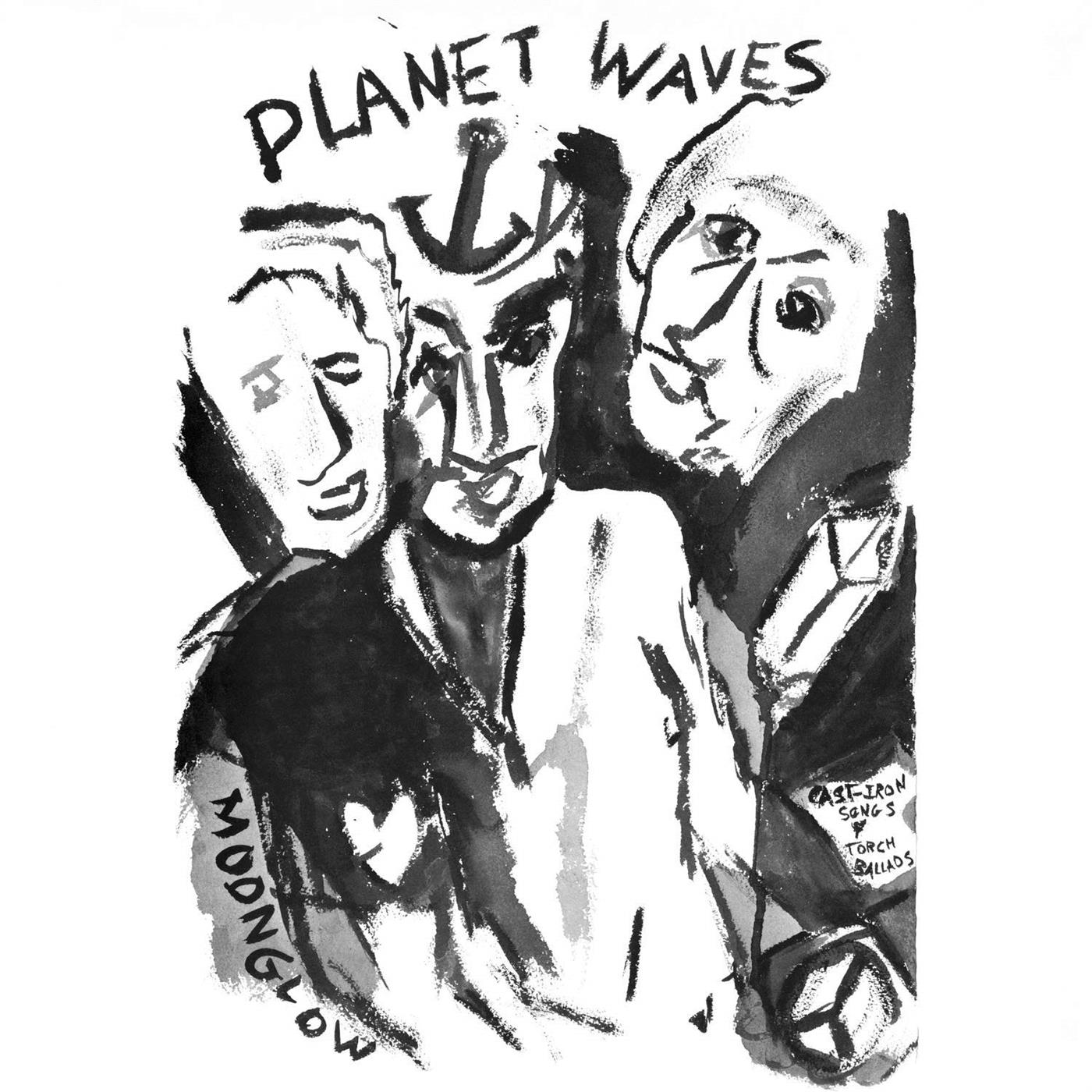 0190759072417 Columbia  Bob Dylan Planet Waves (LP)