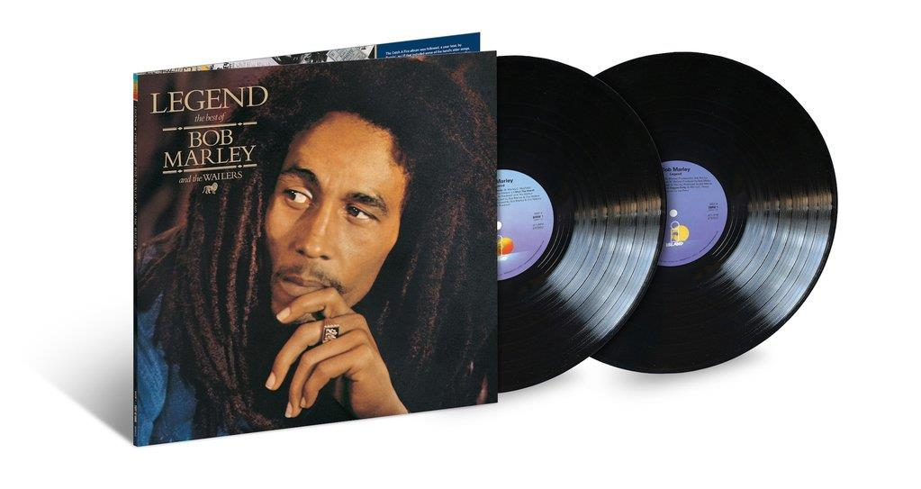0600753869543 Island  Bob Marley & The Wailers Legend (2LP)