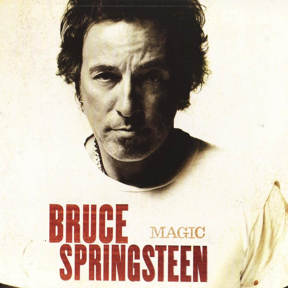 717060 Sony  Bruce Springsteen Magic (LP)