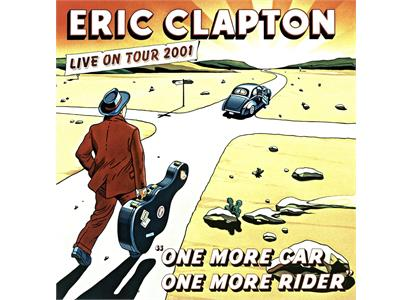 0093624837411 Reprise  Eric Clapton One More Car, One More Rider (3LP)