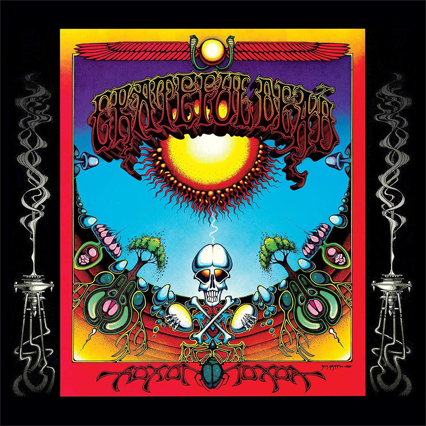 0603497856091   Grateful Dead Aoxomoxoa - 50th Ann. Deluxe (LP-PIC)