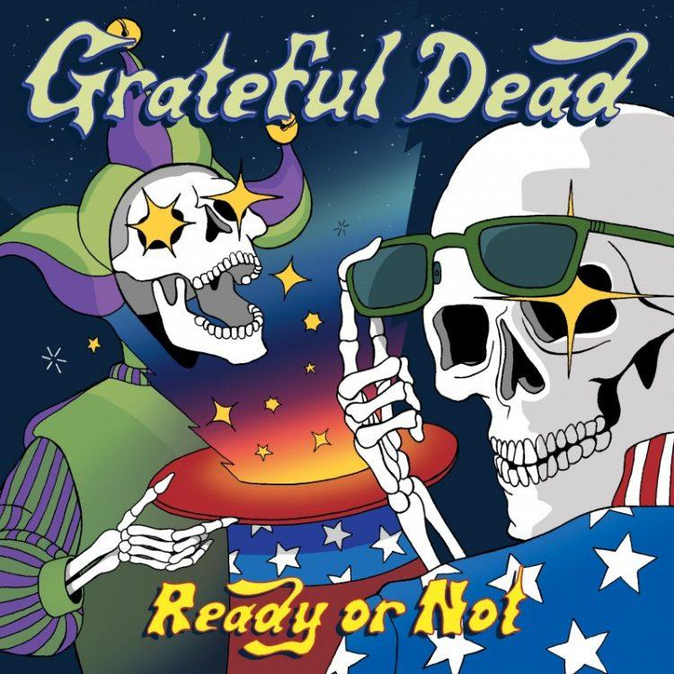 0603497851270 Grateful Dead Records  Grateful Dead Ready Or Not - LTD (2LP)