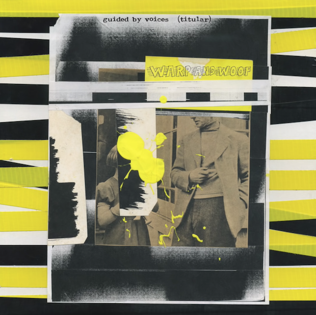 GBVI91LP GBV Inc  Guided By Voices Warp And Woof (LP)