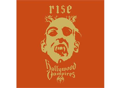 0213537EMU Ear Music  Hollywood Vampires Rise (LP)