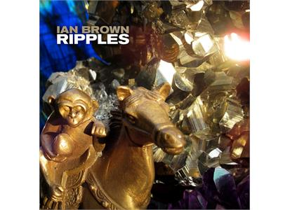060257707619 Universal  Ian Brown Ripples (LP)